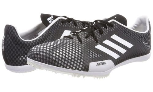 adidas adiZero Ambition 4 Spikes Trainers Men's Speed Sprint Track Shoes CG3826